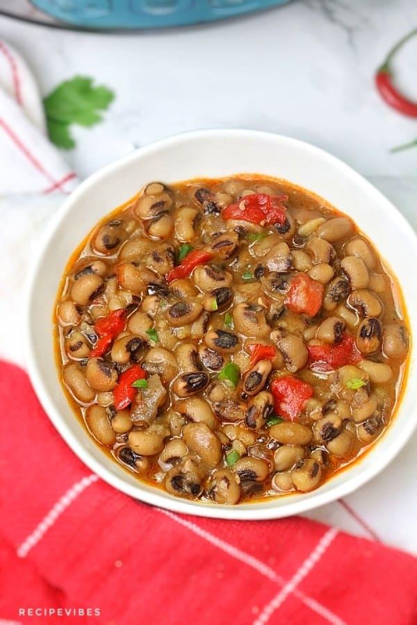 Black Eyed Pea Recipe Instant Pot
